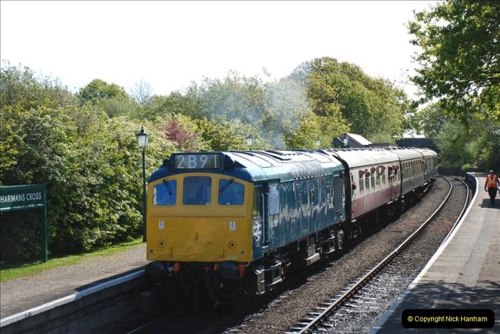 2019-05-10 Swanage Railway Spring Diesel Gala. (57)