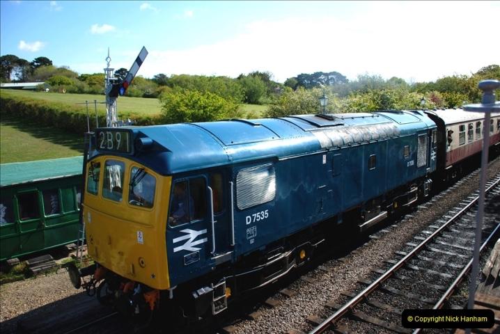 2019-05-10 Swanage Railway Spring Diesel Gala. (58)