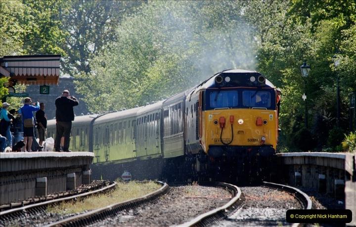 2019-05-10 Swanage Railway Spring Diesel Gala. (65)