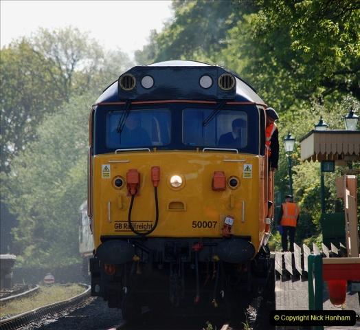 2019-05-10 Swanage Railway Spring Diesel Gala. (66)