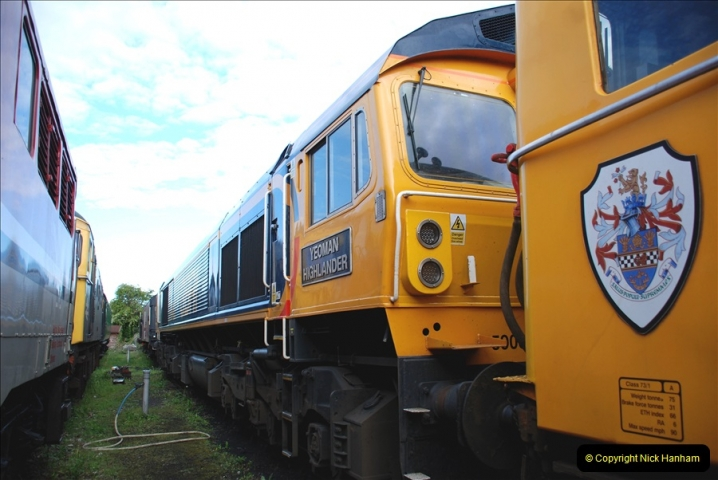 2019-05-10 Swanage Railway Spring Diesel Gala. (7)