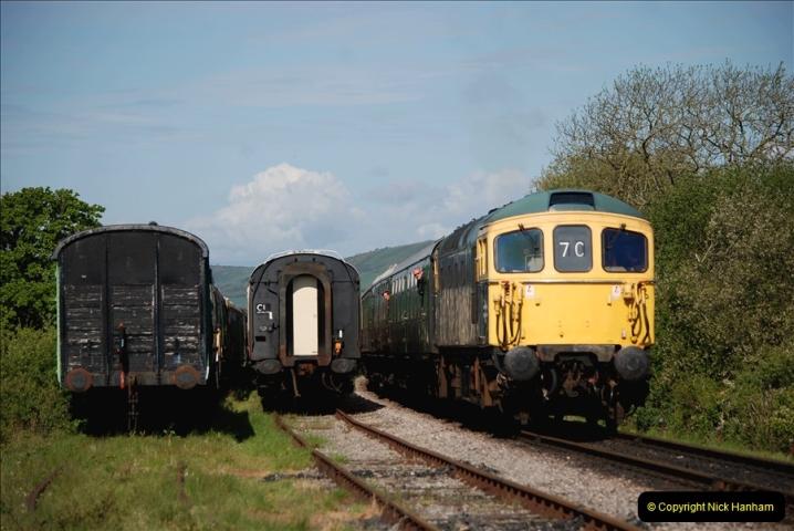 2019-05-10 Swanage Railway Spring Diesel Gala. (71)