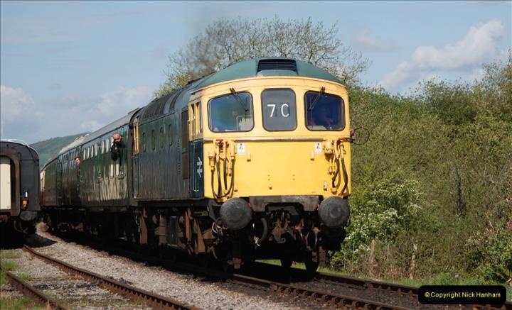 2019-05-10 Swanage Railway Spring Diesel Gala. (72)