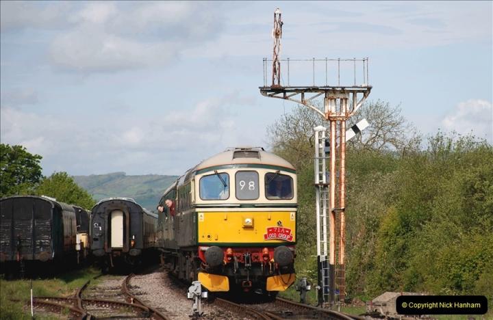 2019-05-10 Swanage Railway Spring Diesel Gala. (75)