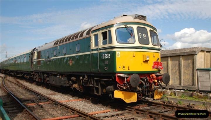 2019-05-10 Swanage Railway Spring Diesel Gala. (76)