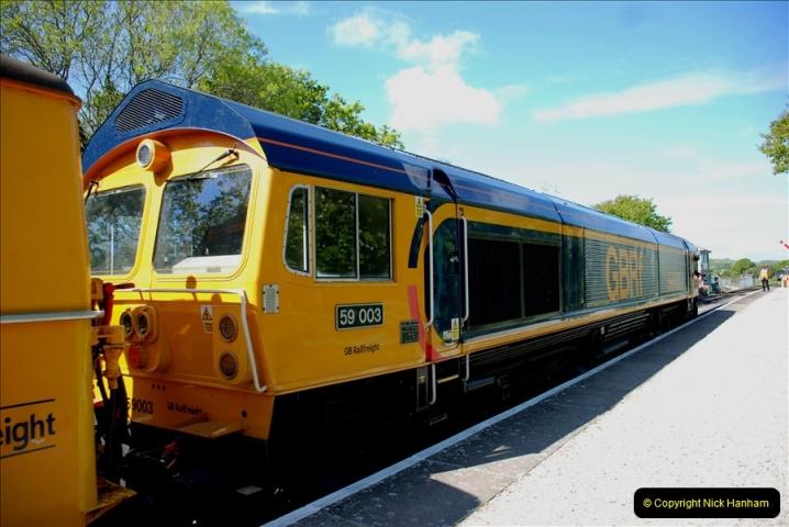2019-05-10 Swanage Railway Spring Diesel Gala. (82)