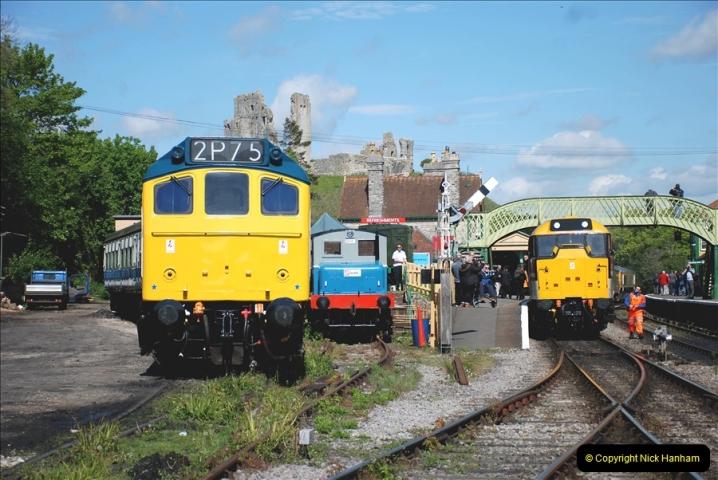 2019-05-10 Swanage Railway Spring Diesel Gala. (83)