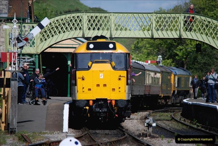 2019-05-10 Swanage Railway Spring Diesel Gala. (84)