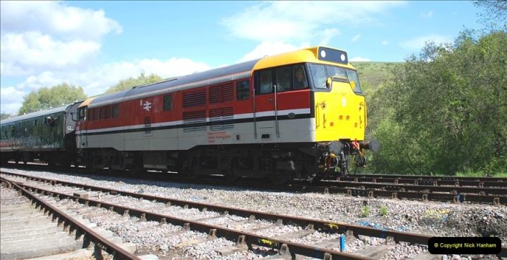 2019-05-10 Swanage Railway Spring Diesel Gala. (86)