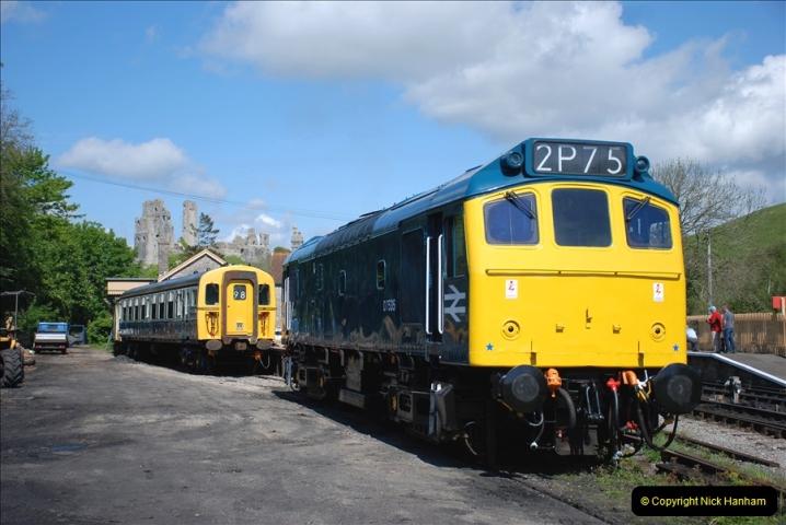 2019-05-10 Swanage Railway Spring Diesel Gala. (89)