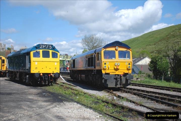 2019-05-10 Swanage Railway Spring Diesel Gala. (90)