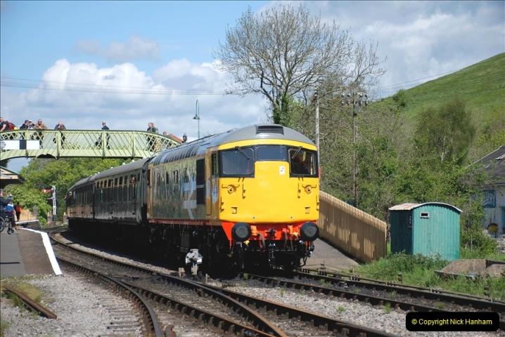2019-05-10 Swanage Railway Spring Diesel Gala. (92)