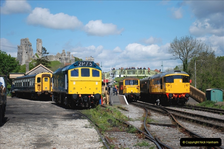 2019-05-10 Swanage Railway Spring Diesel Gala. (94)