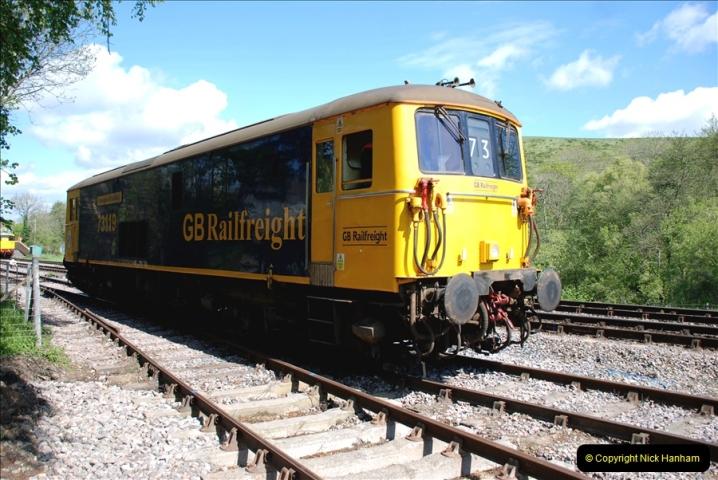 2019-05-10 Swanage Railway Spring Diesel Gala. (95)