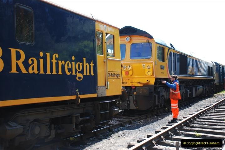 2019-05-10 Swanage Railway Spring Diesel Gala. (96)