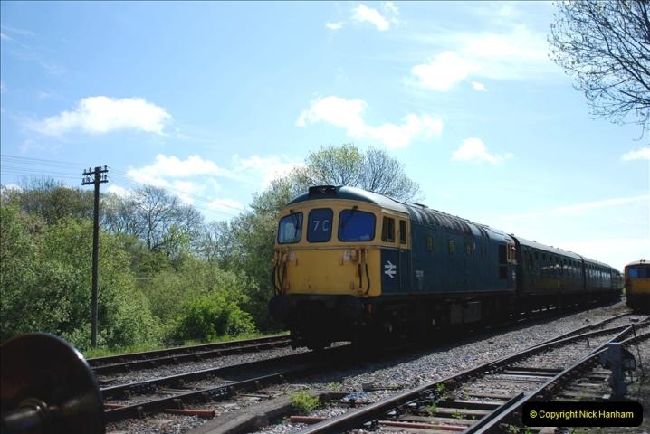 2019-05-10 Swanage Railway Spring Diesel Gala. (98)