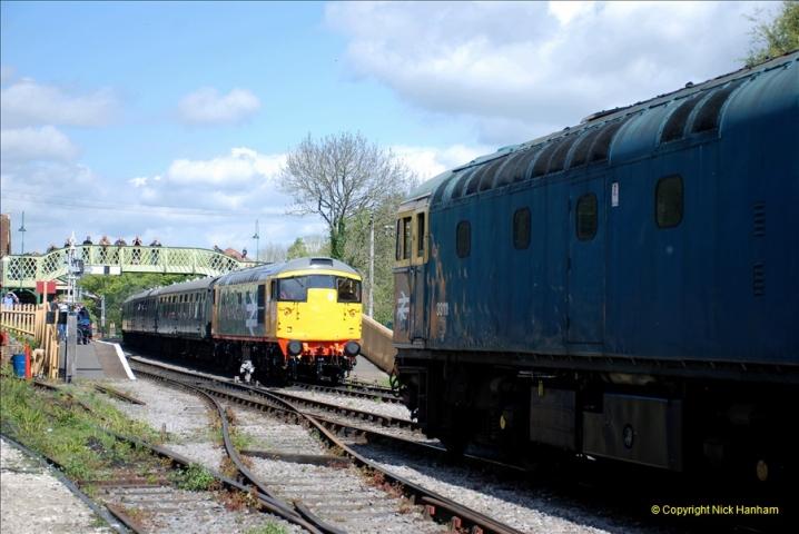 2019-05-10 Swanage Railway Spring Diesel Gala. (99)