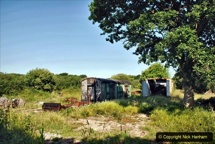 2020-06-23 Swanage Railway still in lockdown. (20) Norden. 020