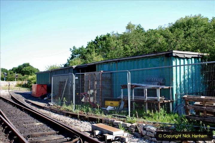 2020-06-23 Swanage Railway still in lockdown. (32) Norden. 032