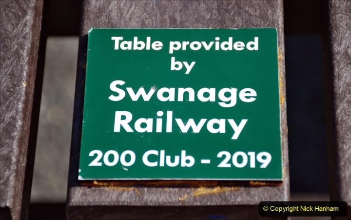 2020-06-23 Swanage Railway still in lockdown. (35) Norden. 035