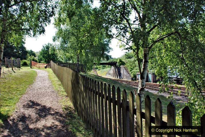 2020-06-23 Swanage Railway still in lockdown. (37) Norden. 037