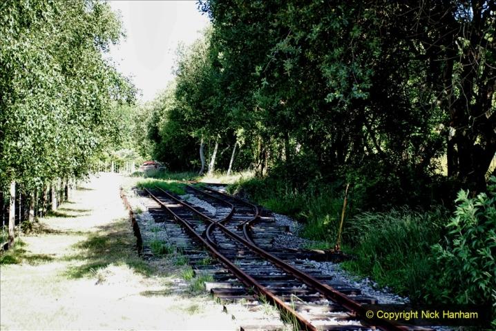 2020-06-23 Swanage Railway still in lockdown. (38) Norden. 038