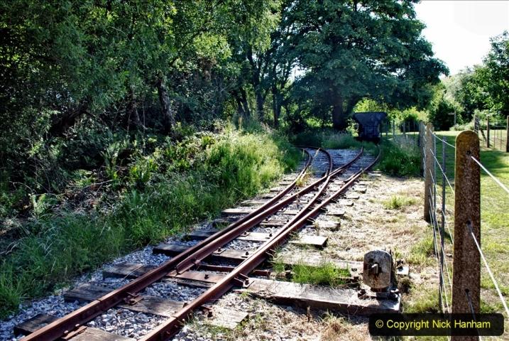 2020-06-23 Swanage Railway still in lockdown. (39) Norden. 039