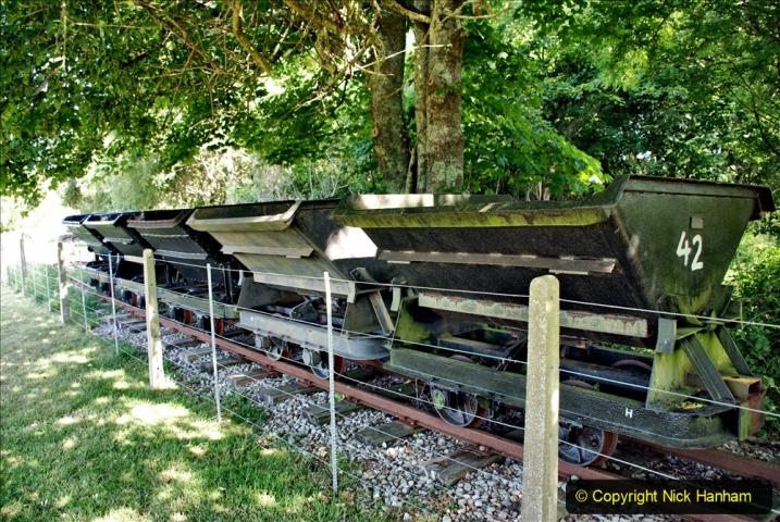 2020-06-23 Swanage Railway still in lockdown. (40) Norden. 040