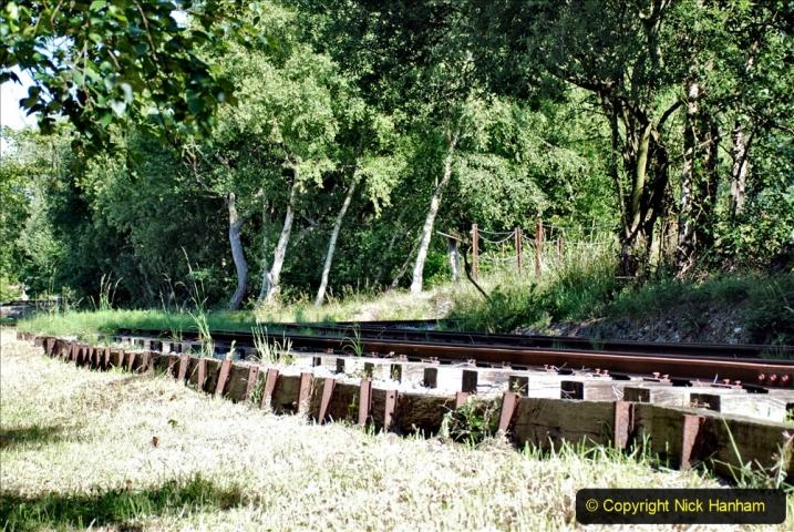 2020-06-23 Swanage Railway still in lockdown. (41) Norden. 041