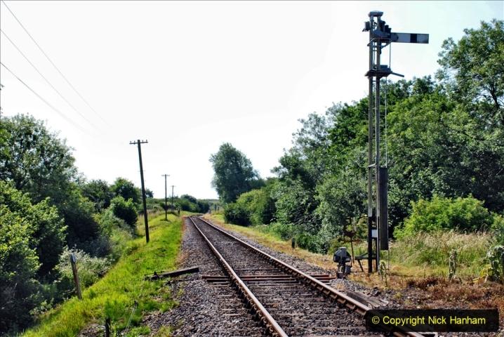 2020-06-23 Swanage Railway still in lockdown. (70) Corfe Castle. 070
