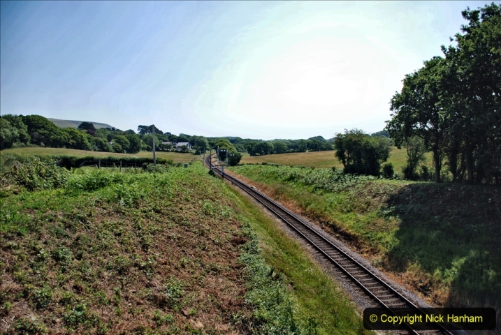 2020-06-23 Swanage Railway still in lockdown. (83) Harmans Cross. 083