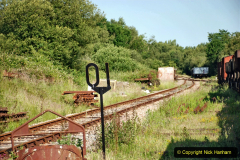 2020-06-23 Swanage Railway still in lockdown. (21) Norden. 021