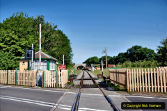 2020-06-23 Swanage Railway still in lockdown. (27) Norden. 027