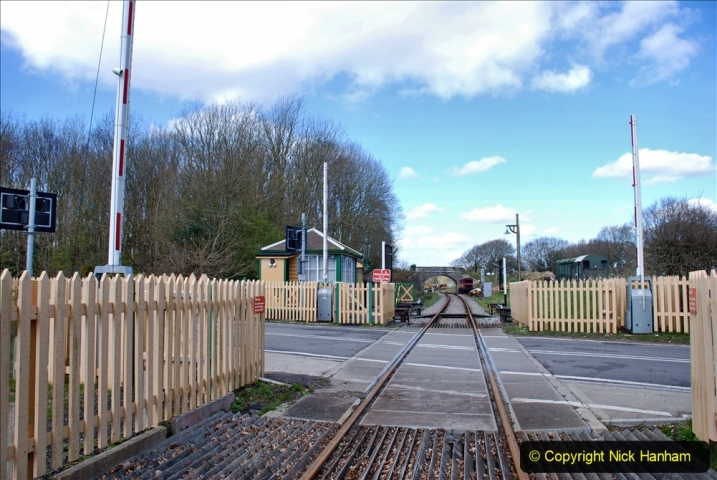2020-03-16 The Swanage Railway. (101) 101