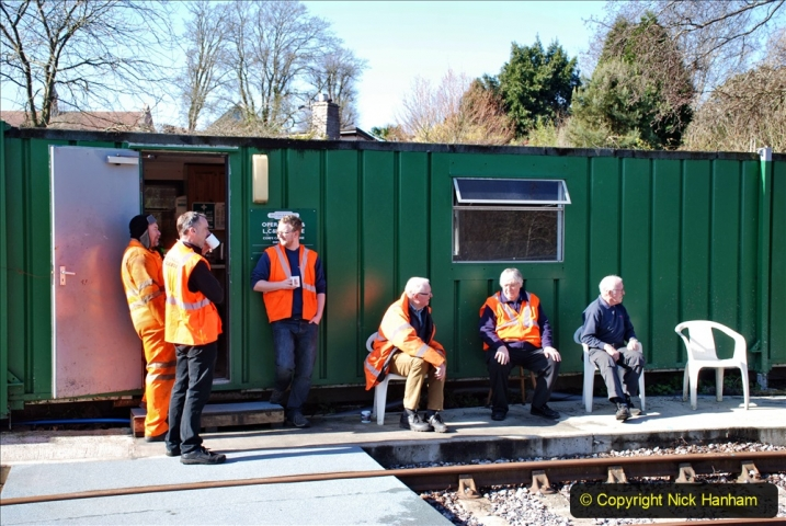 2020-03-16 The Swanage Railway. (17) 017