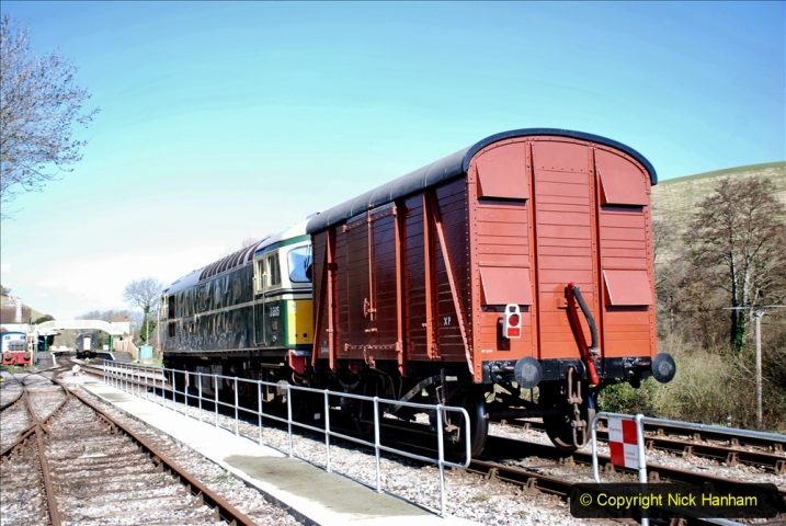 2020-03-16 The Swanage Railway. (19) 019