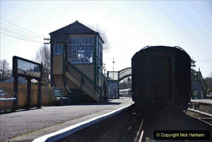 2020-03-16 The Swanage Railway. (2) 002