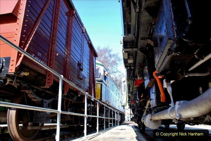 2020-03-16 The Swanage Railway. (25) 025
