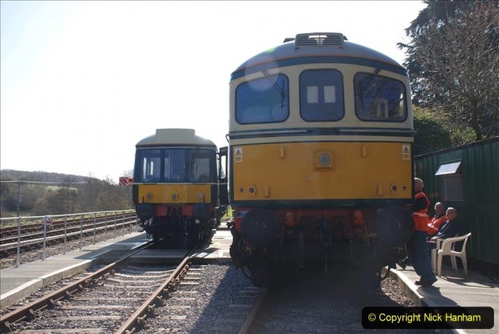 2020-03-16 The Swanage Railway. (26) 026