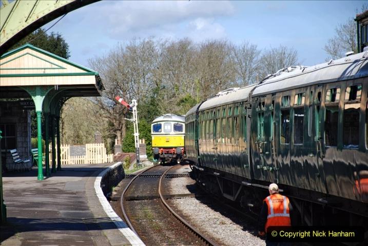 2020-03-16 The Swanage Railway. (30) 030