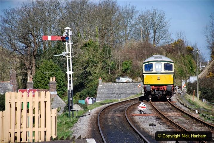 2020-03-16 The Swanage Railway. (31) 031