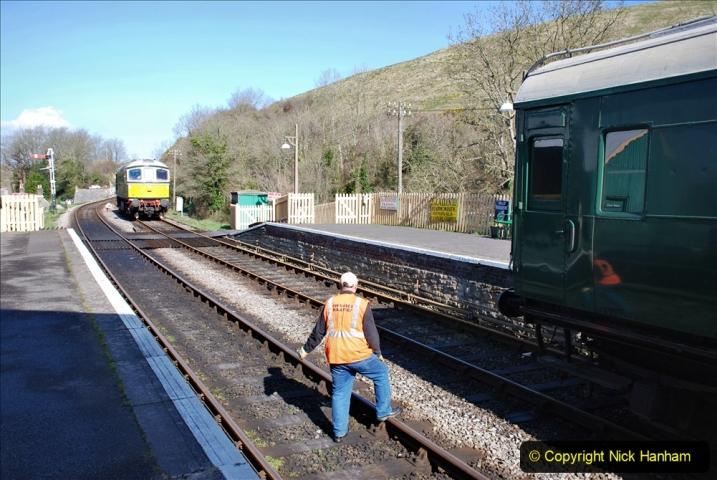 2020-03-16 The Swanage Railway. (32) 032