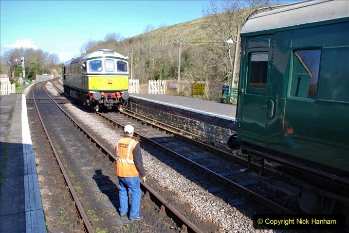 2020-03-16 The Swanage Railway. (33) 033