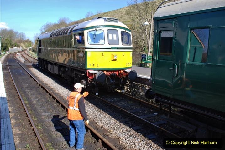 2020-03-16 The Swanage Railway. (34) 034