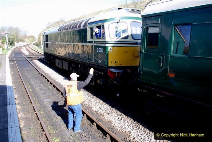 2020-03-16 The Swanage Railway. (35) 035