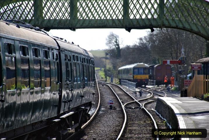 2020-03-16 The Swanage Railway. (36) 036