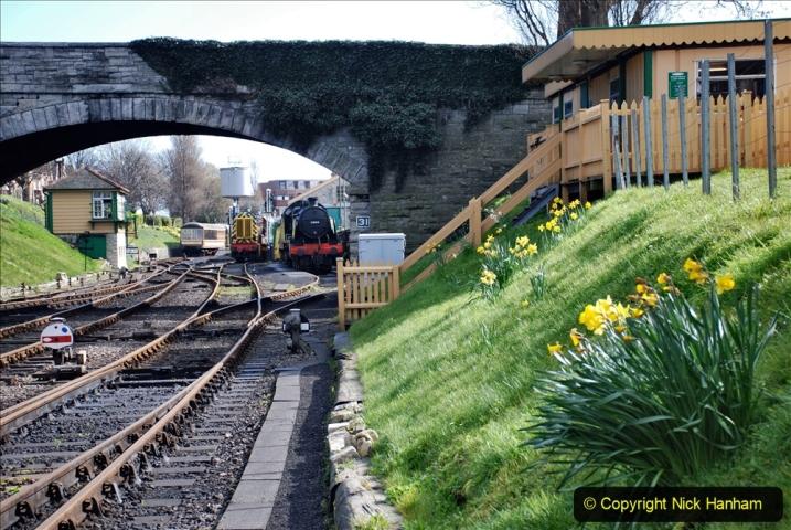 2020-03-16 The Swanage Railway. (42) 042