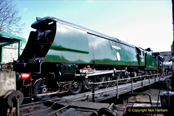 2020-03-16 The Swanage Railway. (43) 043
