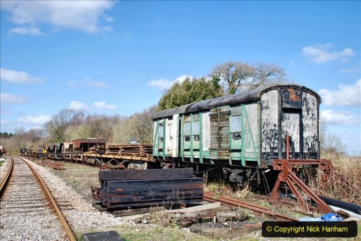2020-03-16 The Swanage Railway. (83) 083