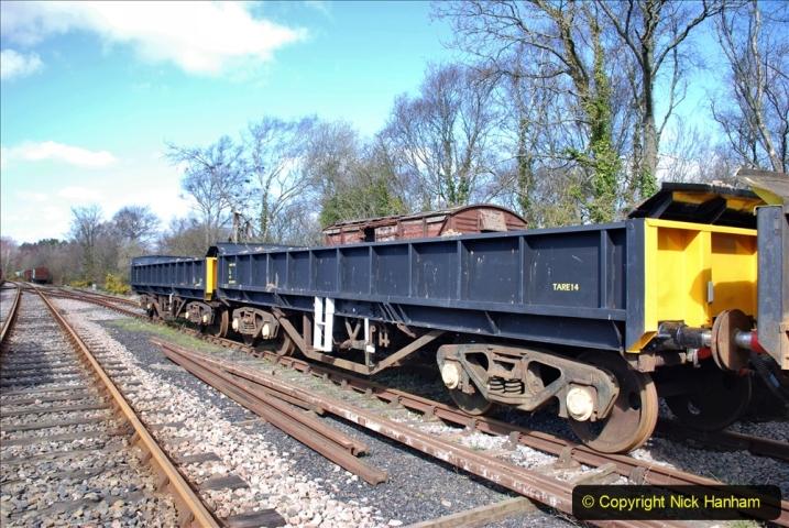 2020-03-16 The Swanage Railway. (87) 087